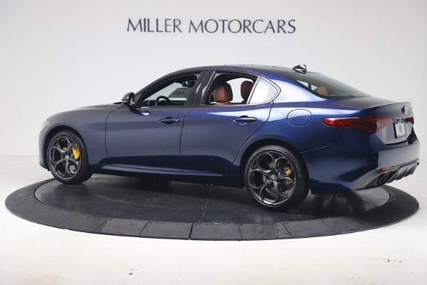 New 2020 Alfa Romeo Giulia Ti Sport Q4 for sale $52,840 at Maserati of Greenwich in Greenwich CT 06830 4