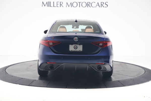 New 2020 Alfa Romeo Giulia Ti Sport Q4 for sale $52,840 at Maserati of Greenwich in Greenwich CT 06830 6