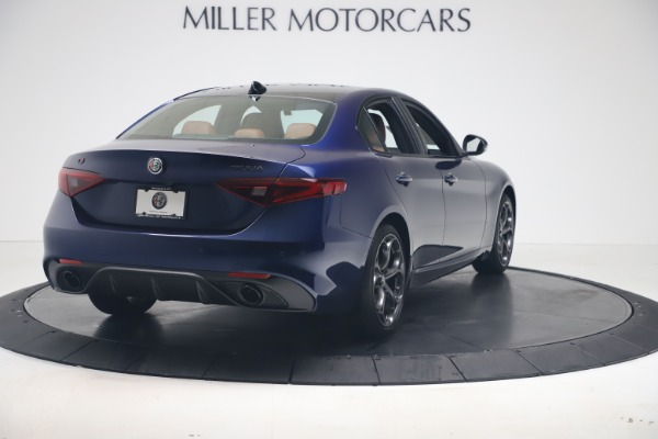 New 2020 Alfa Romeo Giulia Ti Sport Q4 for sale $52,840 at Maserati of Greenwich in Greenwich CT 06830 7