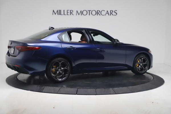 New 2020 Alfa Romeo Giulia Ti Sport Q4 for sale $52,840 at Maserati of Greenwich in Greenwich CT 06830 8