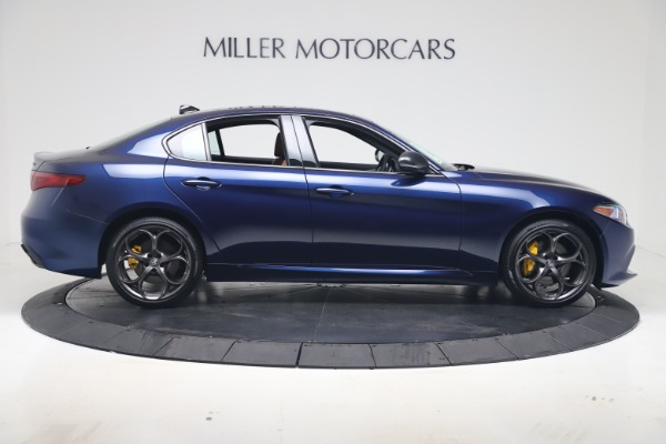 New 2020 Alfa Romeo Giulia Ti Sport Q4 for sale $52,840 at Maserati of Greenwich in Greenwich CT 06830 9