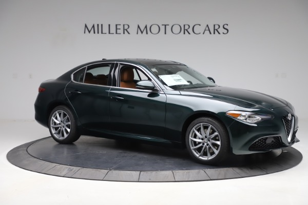 New 2020 Alfa Romeo Giulia Q4 for sale Sold at Maserati of Greenwich in Greenwich CT 06830 10