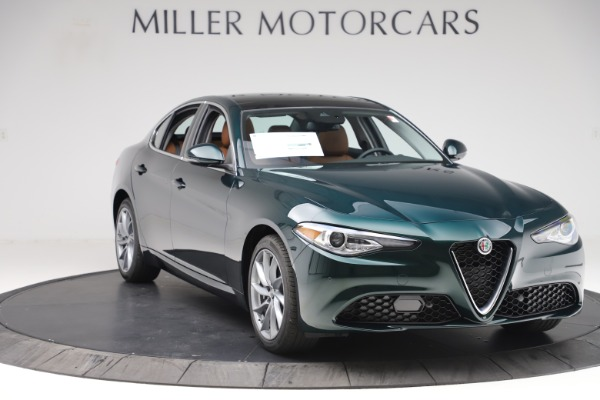 New 2020 Alfa Romeo Giulia Q4 for sale Sold at Maserati of Greenwich in Greenwich CT 06830 11