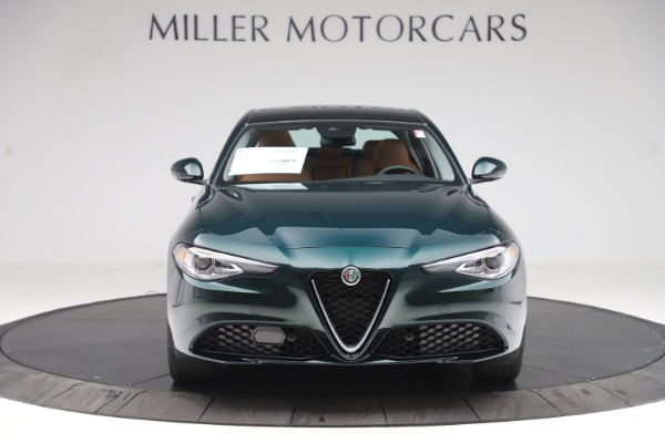 New 2020 Alfa Romeo Giulia Q4 for sale Sold at Maserati of Greenwich in Greenwich CT 06830 12