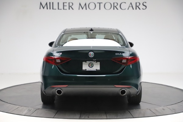 New 2020 Alfa Romeo Giulia Q4 for sale Sold at Maserati of Greenwich in Greenwich CT 06830 6