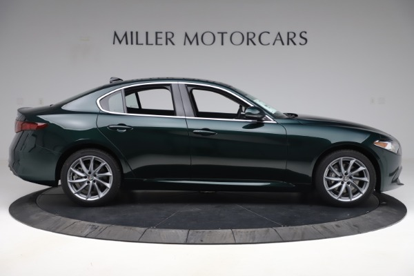 New 2020 Alfa Romeo Giulia Q4 for sale Sold at Maserati of Greenwich in Greenwich CT 06830 9