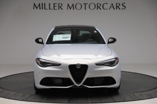 New 2020 Alfa Romeo Giulia Ti Sport Q4 for sale $51,590 at Maserati of Greenwich in Greenwich CT 06830 12