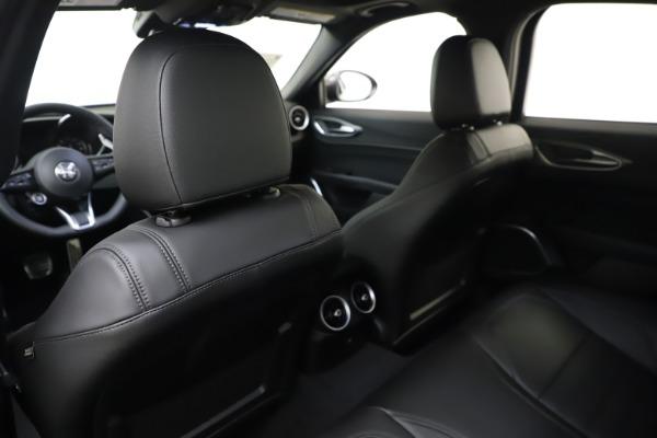 New 2020 Alfa Romeo Giulia Ti Sport Q4 for sale $51,590 at Maserati of Greenwich in Greenwich CT 06830 20