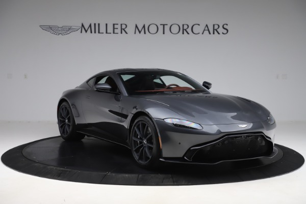 Used 2020 Aston Martin Vantage for sale $153,900 at Maserati of Greenwich in Greenwich CT 06830 10