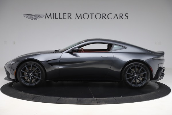 Used 2020 Aston Martin Vantage Coupe for sale $153,900 at Maserati of Greenwich in Greenwich CT 06830 2