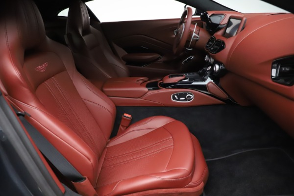 Used 2020 Aston Martin Vantage for sale $153,900 at Maserati of Greenwich in Greenwich CT 06830 20