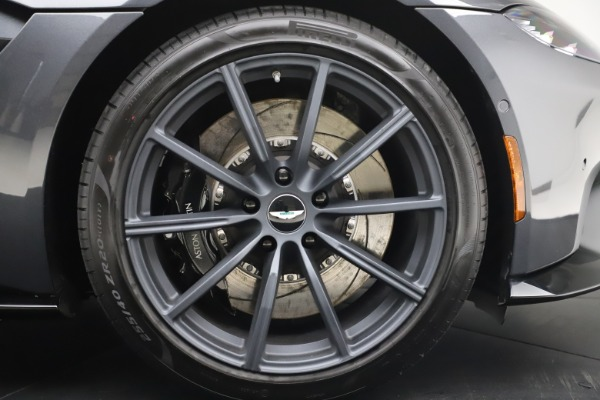 Used 2020 Aston Martin Vantage for sale $153,900 at Maserati of Greenwich in Greenwich CT 06830 23
