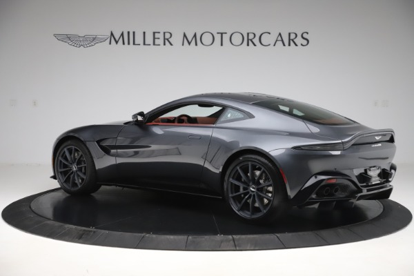 Used 2020 Aston Martin Vantage Coupe for sale $153,900 at Maserati of Greenwich in Greenwich CT 06830 3