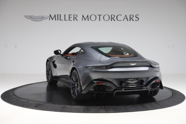 Used 2020 Aston Martin Vantage Coupe for sale $153,900 at Maserati of Greenwich in Greenwich CT 06830 4