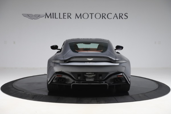Used 2020 Aston Martin Vantage Coupe for sale $153,900 at Maserati of Greenwich in Greenwich CT 06830 5