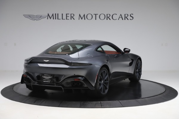 Used 2020 Aston Martin Vantage Coupe for sale $153,900 at Maserati of Greenwich in Greenwich CT 06830 6