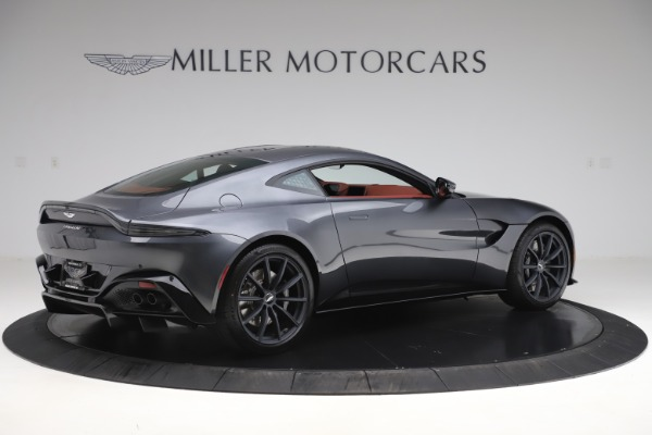 Used 2020 Aston Martin Vantage Coupe for sale $153,900 at Maserati of Greenwich in Greenwich CT 06830 7