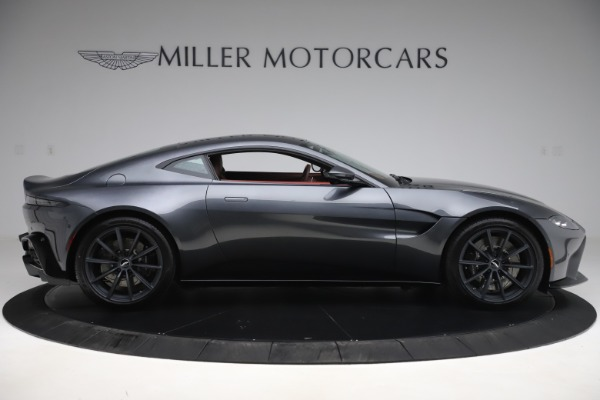 Used 2020 Aston Martin Vantage Coupe for sale $153,900 at Maserati of Greenwich in Greenwich CT 06830 8