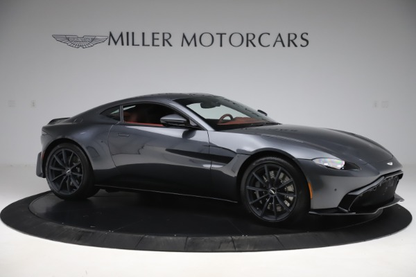 Used 2020 Aston Martin Vantage Coupe for sale $153,900 at Maserati of Greenwich in Greenwich CT 06830 9