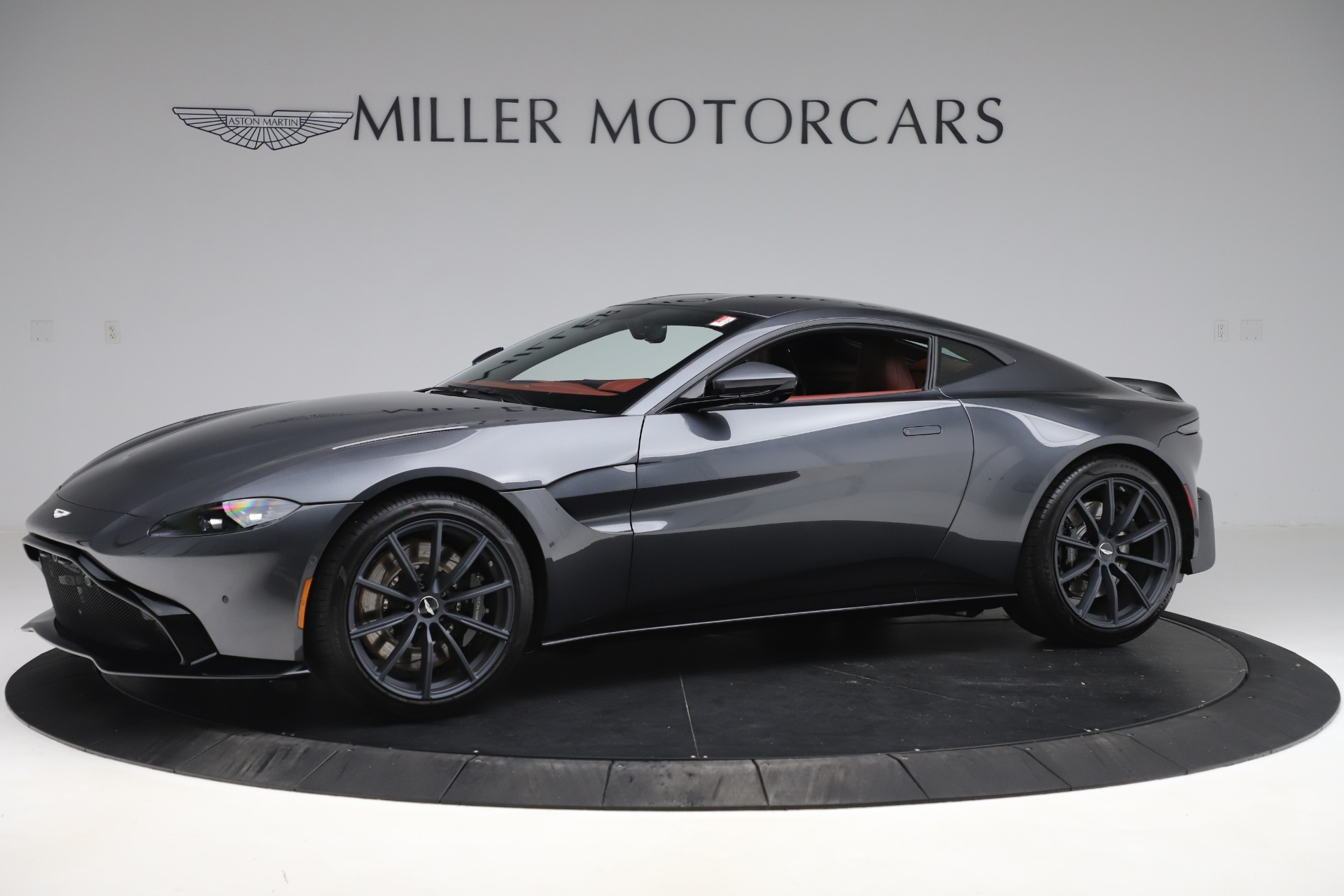 Used 2020 Aston Martin Vantage Coupe for sale $153,900 at Maserati of Greenwich in Greenwich CT 06830 1