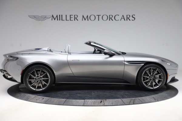New 2020 Aston Martin DB11 Volante Convertible for sale $271,161 at Maserati of Greenwich in Greenwich CT 06830 10