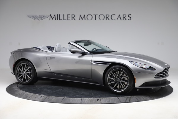 New 2020 Aston Martin DB11 Volante Convertible for sale $271,161 at Maserati of Greenwich in Greenwich CT 06830 11