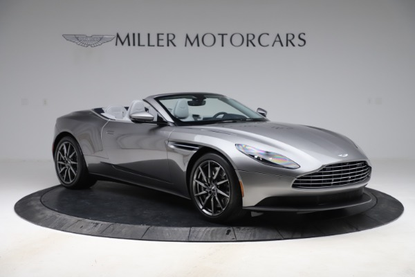 New 2020 Aston Martin DB11 Volante Convertible for sale $271,161 at Maserati of Greenwich in Greenwich CT 06830 12