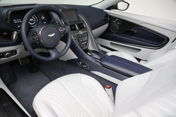 New 2020 Aston Martin DB11 Volante Convertible for sale $271,161 at Maserati of Greenwich in Greenwich CT 06830 13