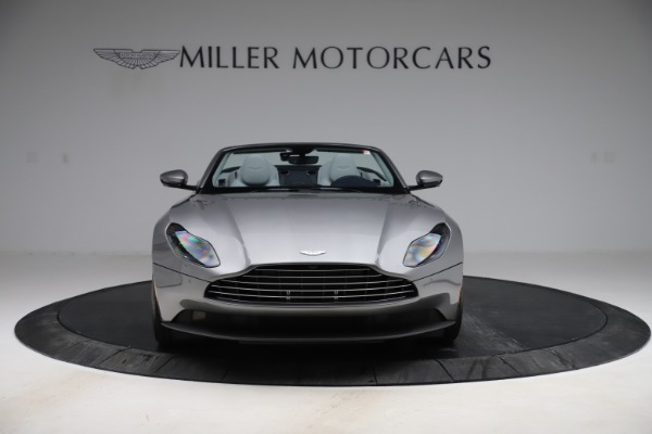 New 2020 Aston Martin DB11 Volante Convertible for sale $271,161 at Maserati of Greenwich in Greenwich CT 06830 2