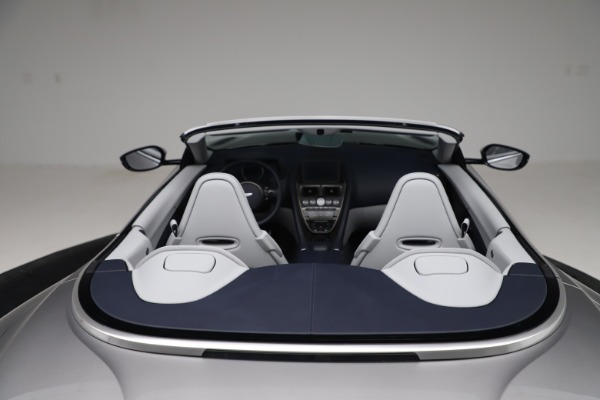 New 2020 Aston Martin DB11 Volante Convertible for sale $271,161 at Maserati of Greenwich in Greenwich CT 06830 21