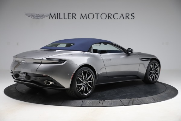New 2020 Aston Martin DB11 Volante Convertible for sale $271,161 at Maserati of Greenwich in Greenwich CT 06830 22
