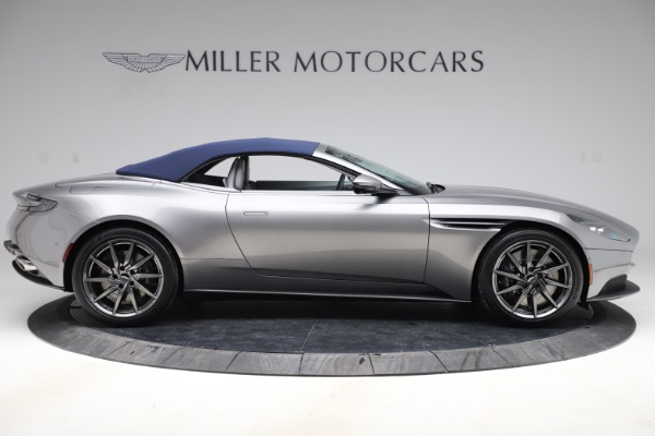New 2020 Aston Martin DB11 Volante Convertible for sale $271,161 at Maserati of Greenwich in Greenwich CT 06830 23