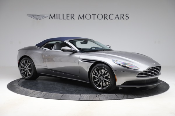 New 2020 Aston Martin DB11 Volante Convertible for sale $271,161 at Maserati of Greenwich in Greenwich CT 06830 24