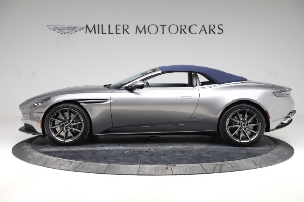 New 2020 Aston Martin DB11 Volante Convertible for sale $271,161 at Maserati of Greenwich in Greenwich CT 06830 26