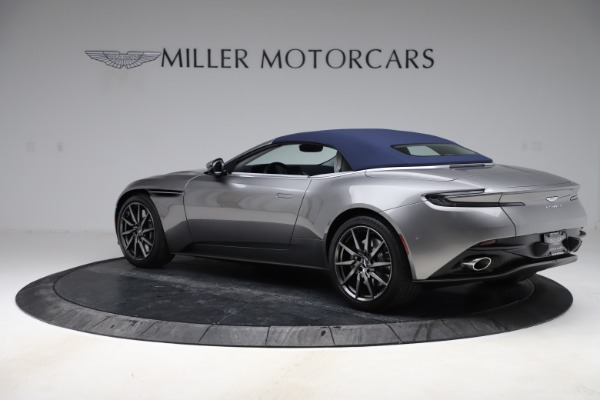 New 2020 Aston Martin DB11 Volante Convertible for sale $271,161 at Maserati of Greenwich in Greenwich CT 06830 27
