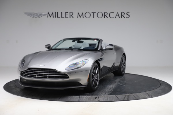 New 2020 Aston Martin DB11 Volante Convertible for sale $271,161 at Maserati of Greenwich in Greenwich CT 06830 3