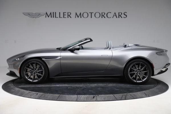 New 2020 Aston Martin DB11 Volante Convertible for sale $271,161 at Maserati of Greenwich in Greenwich CT 06830 4