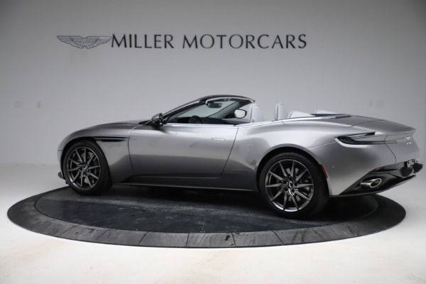 New 2020 Aston Martin DB11 Volante Convertible for sale $271,161 at Maserati of Greenwich in Greenwich CT 06830 5