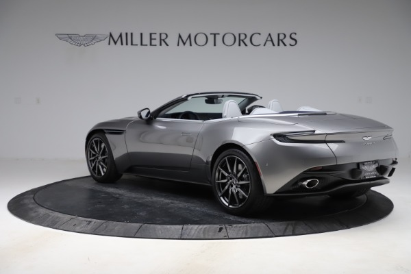 New 2020 Aston Martin DB11 Volante Convertible for sale $271,161 at Maserati of Greenwich in Greenwich CT 06830 6