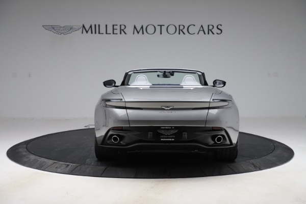 New 2020 Aston Martin DB11 Volante Convertible for sale $271,161 at Maserati of Greenwich in Greenwich CT 06830 7