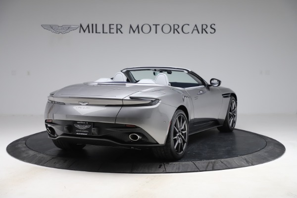 New 2020 Aston Martin DB11 Volante Convertible for sale $271,161 at Maserati of Greenwich in Greenwich CT 06830 8