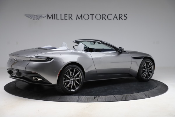 New 2020 Aston Martin DB11 Volante Convertible for sale $271,161 at Maserati of Greenwich in Greenwich CT 06830 9