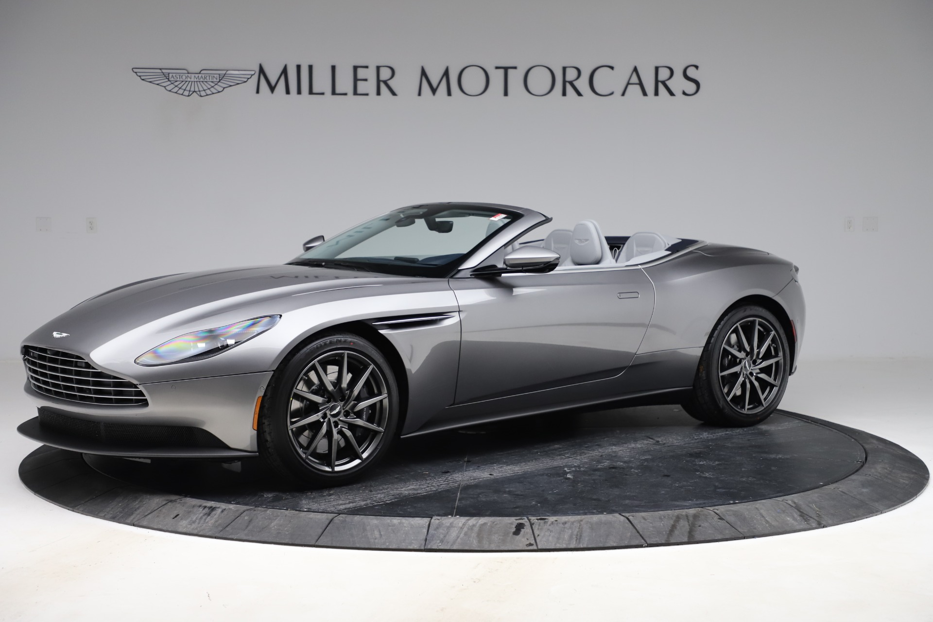 New 2020 Aston Martin DB11 Volante Convertible for sale $271,161 at Maserati of Greenwich in Greenwich CT 06830 1