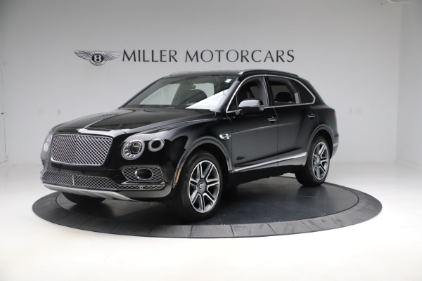 Used 2018 Bentley Bentayga Activity Edition for sale Sold at Maserati of Greenwich in Greenwich CT 06830 2
