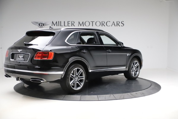 Used 2018 Bentley Bentayga Activity Edition for sale Sold at Maserati of Greenwich in Greenwich CT 06830 8