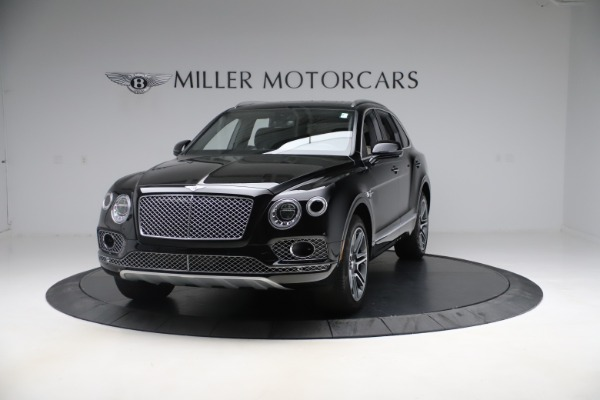 Used 2018 Bentley Bentayga Activity Edition for sale Sold at Maserati of Greenwich in Greenwich CT 06830 1