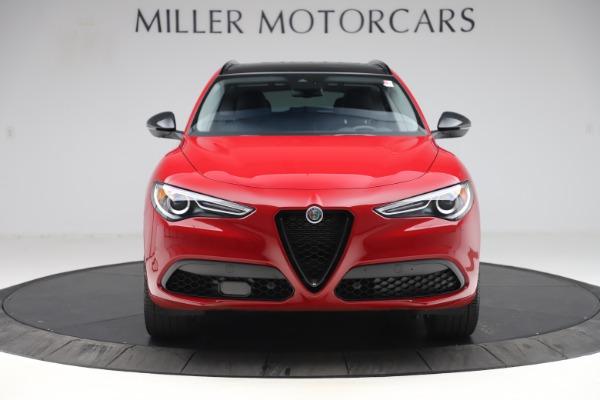 New 2020 Alfa Romeo Stelvio Sport Q4 for sale $50,190 at Maserati of Greenwich in Greenwich CT 06830 12