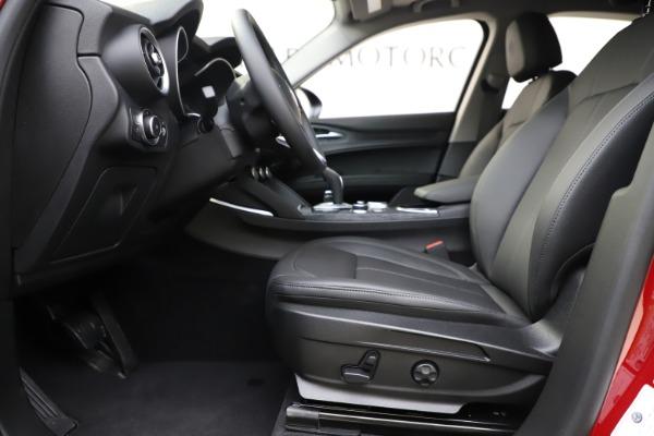 New 2020 Alfa Romeo Stelvio Sport Q4 for sale $50,190 at Maserati of Greenwich in Greenwich CT 06830 14