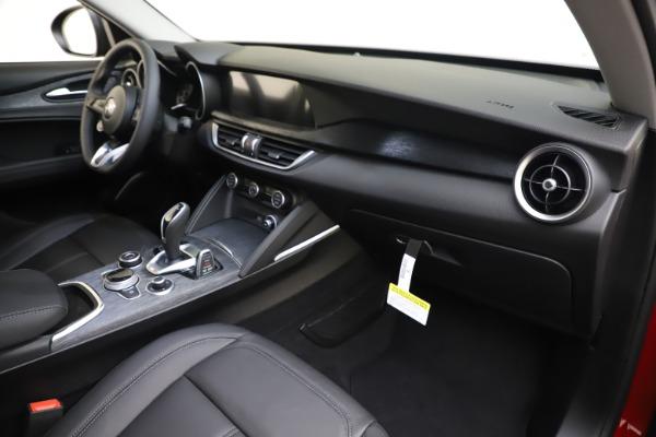 New 2020 Alfa Romeo Stelvio Sport Q4 for sale $50,190 at Maserati of Greenwich in Greenwich CT 06830 22