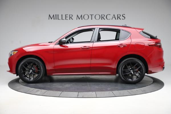 New 2020 Alfa Romeo Stelvio Sport Q4 for sale $50,190 at Maserati of Greenwich in Greenwich CT 06830 3